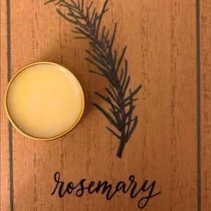BRAND NEW!! Lemon & Rosemary Lip Balm